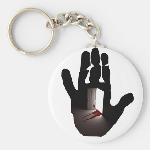 STOP! KEY CHAINS