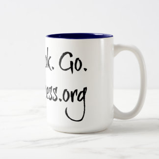 Stop.Look.Go. Mug