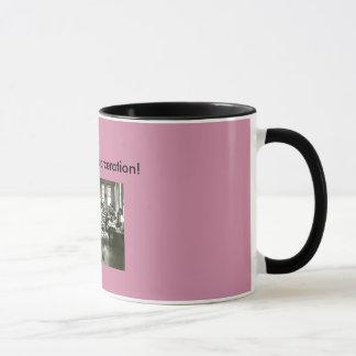 STOP Mass Incarceration! Mug