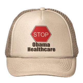 Stop Obama Healthcare Hat