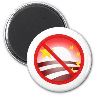 Stop Obammunist Socialism Magnets