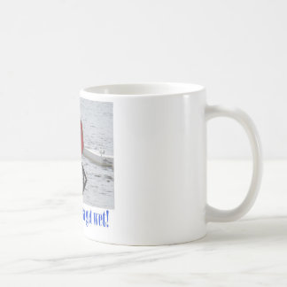 Stop or you re gonna get wet coffee mug