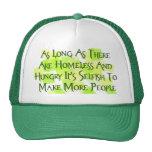 Stop Overpopulating Hats