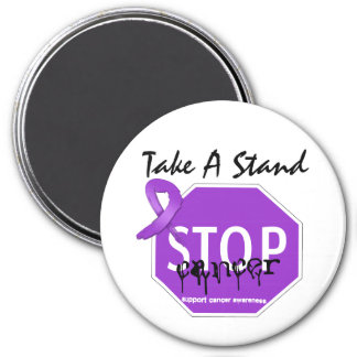 Stop Pancreatic CancerTake A Stand Magnet
