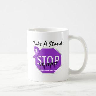 Stop Pancreatic CancerTake A Stand Coffee Mug