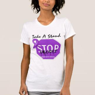 Stop Pancreatic CancerTake A Stand Shirt