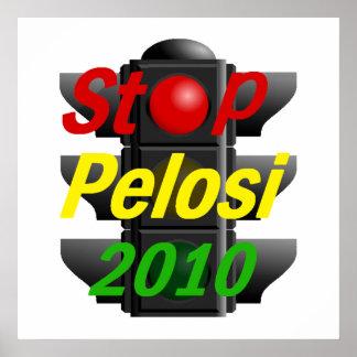 STOP Pelosi POSTER Print