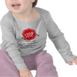 Stop Please Wash Shirt (Longsleeve)