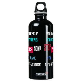 Stop Prejudice SIGG Traveller 0.6L Water Bottle