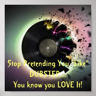 Stop Pretending... Poster