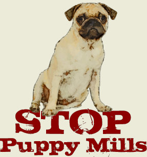 Stop Puppy Mills T-Shirts & Shirt Designs | Zazzle UK