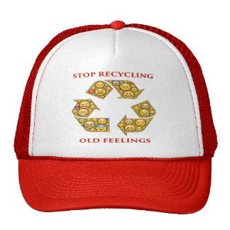 Stop Recycling Old Feelings Cap