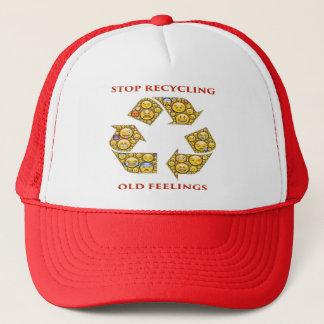 Stop Recycling Old Feelings Trucker Hat