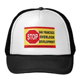 STOP SF Overlook Development Hat
