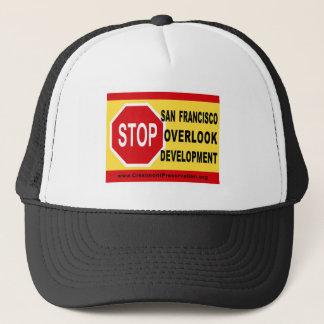 STOP SF Overlook Development Trucker Hat
