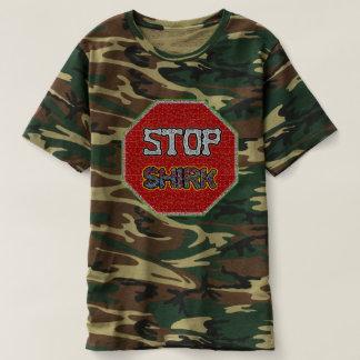 Stop Shirk camo shirt
