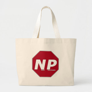 STOP SIGN NP - Nurse Practitioner Bags