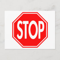 Stop sign template for Stop sign template