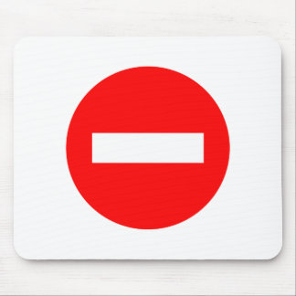 STOP Sign Products & Designs! Mouse Pad