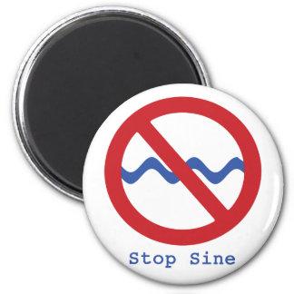 Stop Sine Magnet