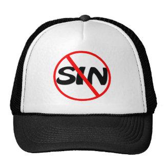 Stop Sinning Evangelism Hat