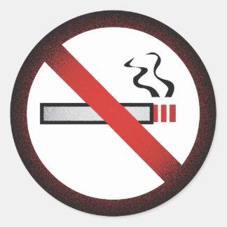 Stop Smoking Stickers