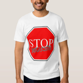 Stop Snitchin T Shirt