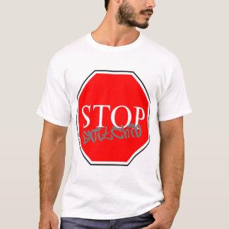 Stop Snitchin T-Shirt