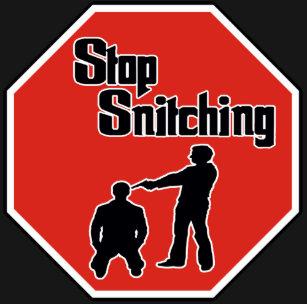 Stop Snitching T-Shirts & Shirt Designs | Zazzle UK