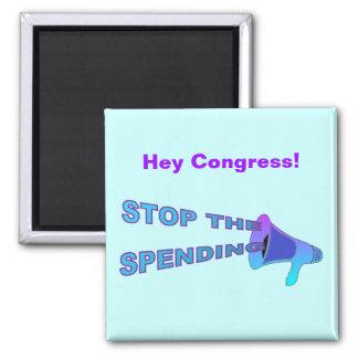Stop Spending Magnet