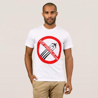 Stop Spraying Us t-shirt