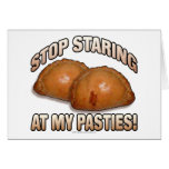 Stop Staring at my Pasties!