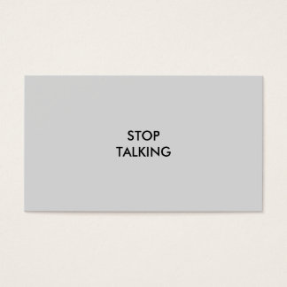91 Stop Business Cards and Stop Business Card Templates