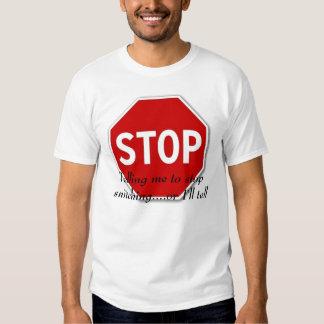 stop tellin' shirts