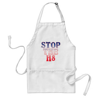 STOP THE H8 Products Standard Apron