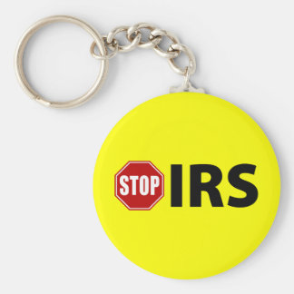 Stop the IRS Key Ring