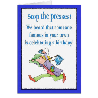 funny old man birthday cards  invitations  zazzle.co.uk, Birthday card