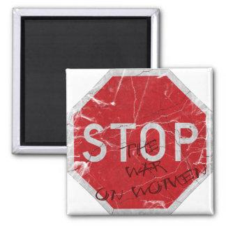 Stop the War on Women Fridge Magnets