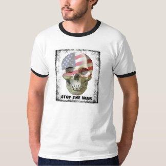 STOP THE WAR T SHIRTS