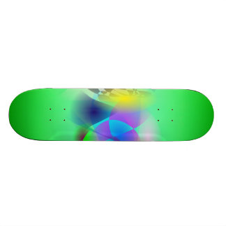 Stop Thinking Skate Deck