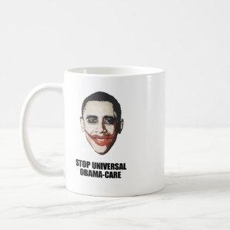 Stop Universal Obama-care Basic White Mug