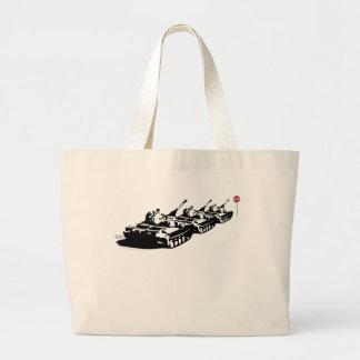 Stop War Jumbo Tote Bag