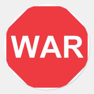stop war stickers