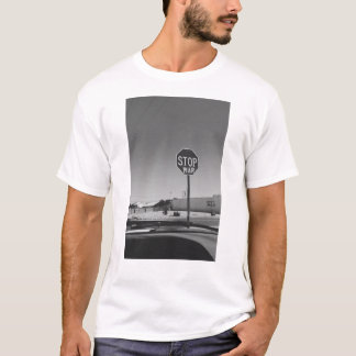 Stop War Stop Sign T-shirt