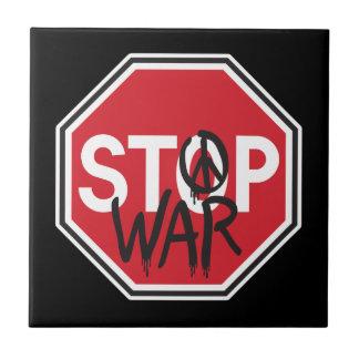 Stop War Tile
