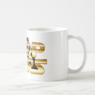 Stop Wars Coffee Mug