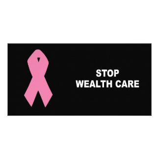 STOP WEALTH CARE PHOTO CARDS