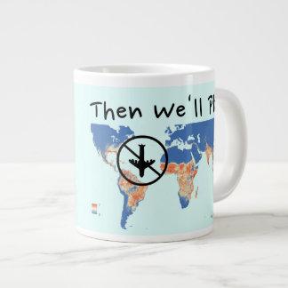Stop Zika First 20 oz. Mug by RoseWrites