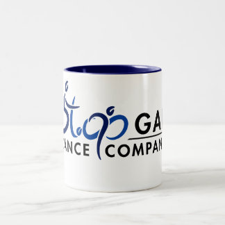 StopGAP Logo Mug