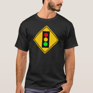 Stoplight Ahead T-Shirt